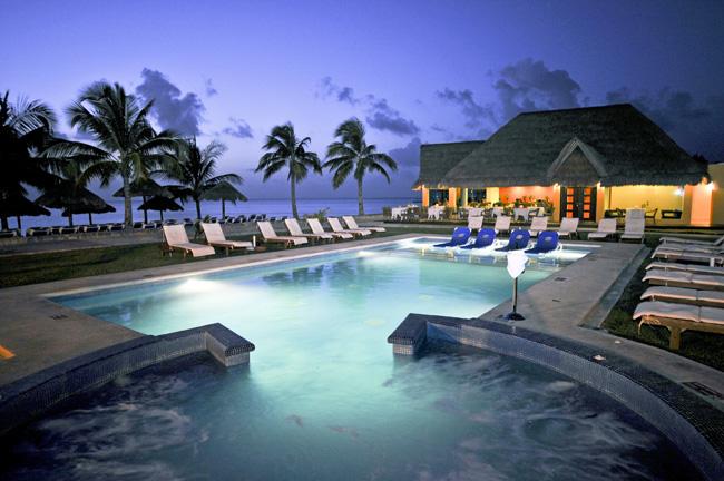 hotel allegro resort: